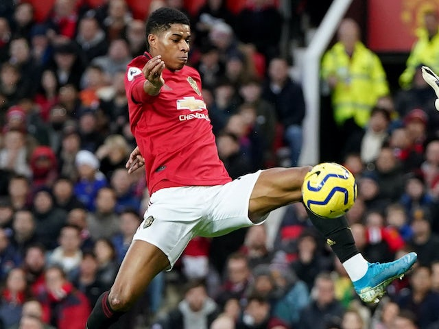 Marcus Rashford Vows To Be Back Before The Season Ends Sports Mole