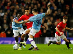 Live Commentary: Manchester United 1-3 Manchester City - as it happened