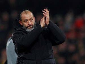 Nuno Espirito Santo confident of Wolves additions this month