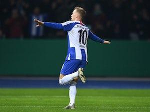 Norwich sign Ondrej Duda on loan deal from Hertha Berlin