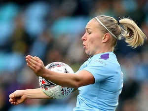 Pauline Bremer bags brace as Man City move second