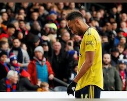 Arsenal injury, suspension list vs. Bournemouth