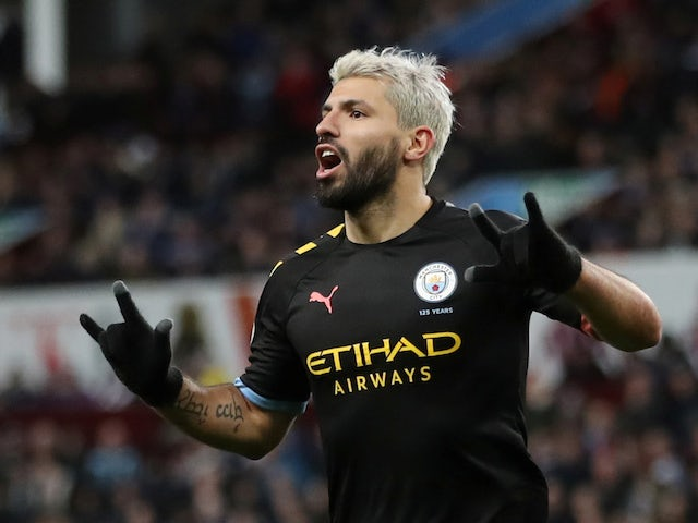 Aguero 'allowed to leave Man City on own terms'