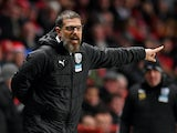 Bespectacled West Brom boss Slaven Bilic on January 11, 2020
