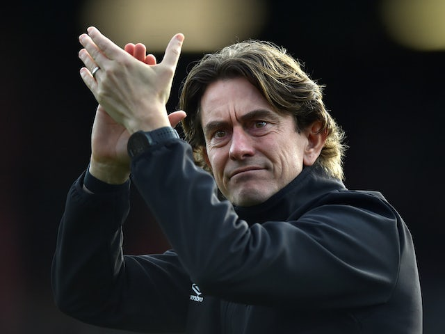 Thomas Frank signs new Brentford contract to 2023