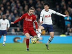 Live Commentary: Tottenham Hotspur 0-1 Liverpool - as it happened