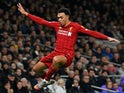 Trent Alexander-Arnold in action during the Premier League game between Tottenham Hotspur and Liverpool on January 11, 2020