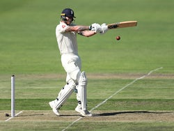 Ben Stokes in action for England on January 16, 2020