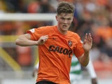 Coll Donaldson in action for Dundee United in 2015