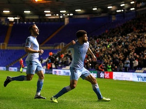 Coventry beat Bristol Rovers to set up fourth round tie with Birmingham