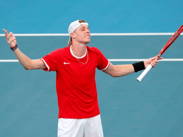 Denis Shapovalov hits out at Australian Open amid air quality issues