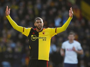 Team News: Watford still without Etienne Capoue for crucial clash with Man City