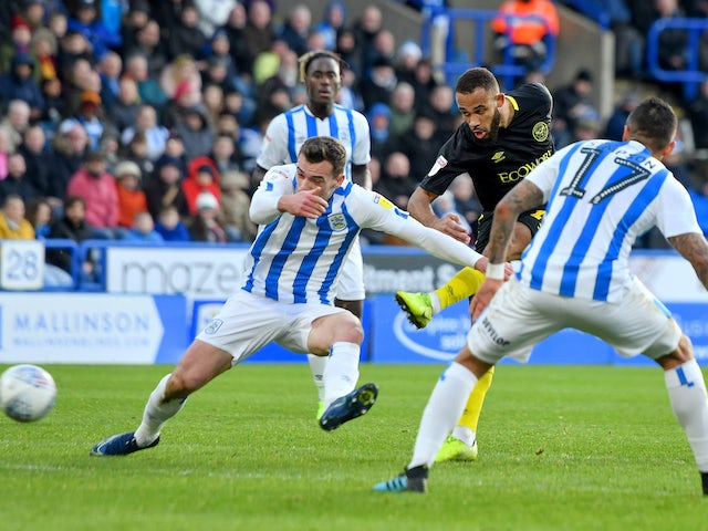 Result: Brentford held to frustrating goalless draw at strugglers Huddersfield