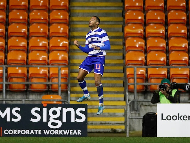 Result: Reading overcome Blackpool to reach FA Cup fourth round