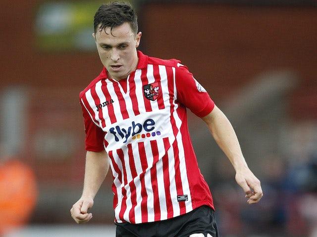 Ross County sign Exeter defender Jordan Tillson