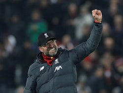 Liverpool manager Jurgen Klopp pictured on January 19, 2020