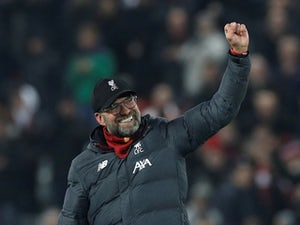 "Klopp insists there is ""no party"" in Liverpool squad"