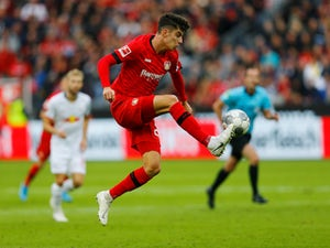 Kai Havertz sets Bundesliga goalscoring record