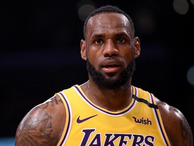 NBA roundup: LeBron James leads fightback against Cavaliers