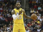 NBA roundup: Lakers back on form with Rockets win