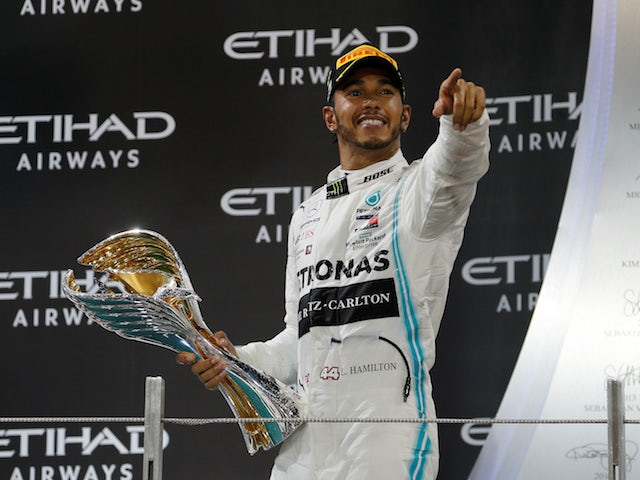 Hamilton deserves 'super amounts' of money - Wolff