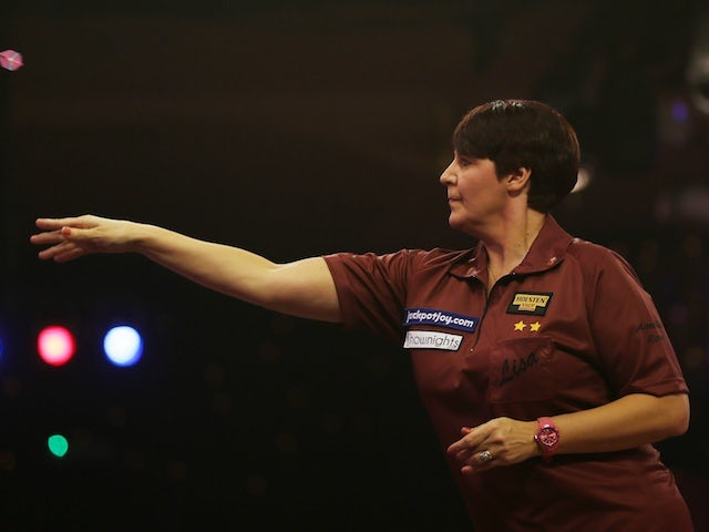 Lisa Ashton signs off with a win as Geert Nentjes progresses in PDC Home Tour