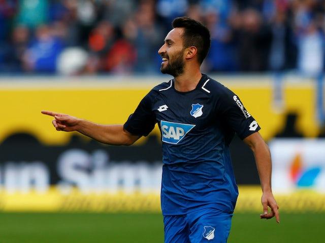 Norwich sign German midfielder Lukas Rupp