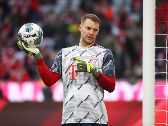 Bayern chief insists lockdown will not affect Manuel Neuer contract talks
