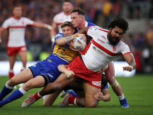 Hull KR's Mose Masoe opens up on battle to recover from severe spinal injury