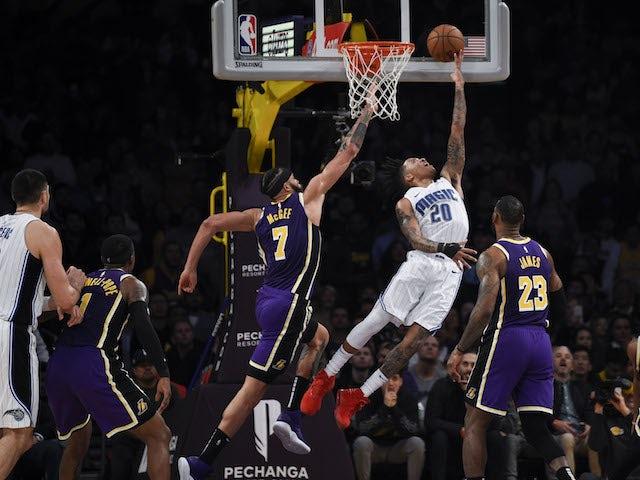 NBA roundup: Orlando Magic end LA Lakers 10-game unbeaten streak