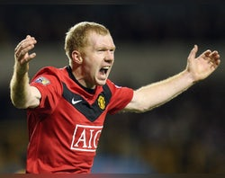 Scholes claims Liverpool, Man City will be worrying about Man United