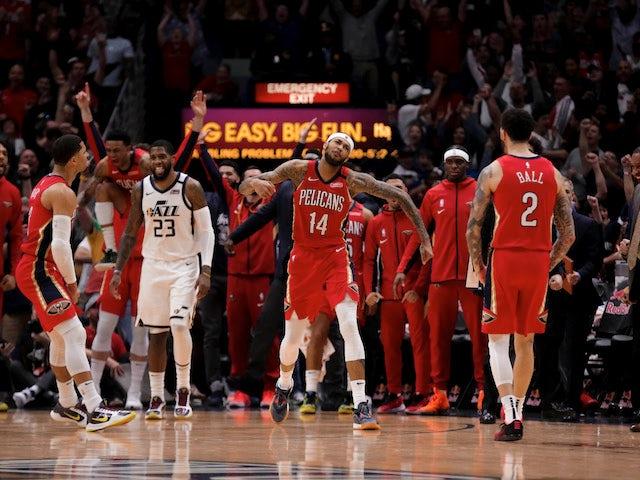 NBA roundup: Utah Jazz winning run ended by Brandon Ingram-inspired Pelicans