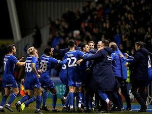 Shrewsbury shock Bristol City to set up Liverpool showdown