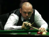 Stuart Bingham in January 2016