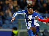 Ze Luis in action for Porto in October 2019