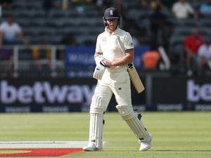 West Indies close in on England's total despite Stokes dismissing Brathwaite