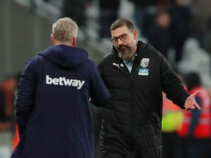 Slaven Bilic makes winning return to West Ham as West Brom progress