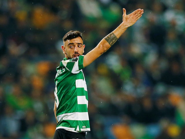 Sporting coach casts doubt on Fernandes to United
