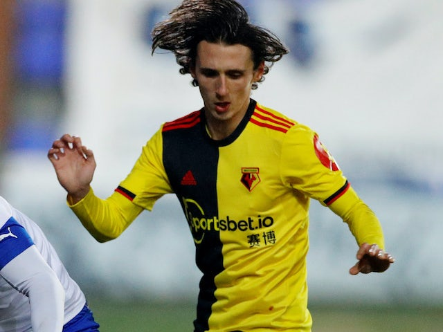 Callum Whelan says Watford youngsters will learn