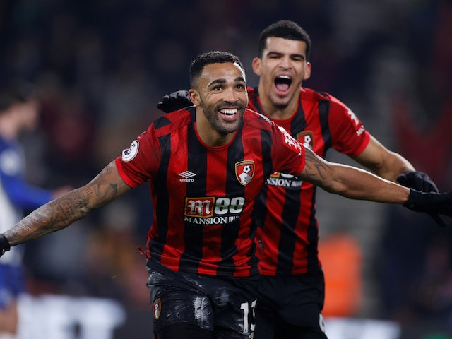 Tottenham interested in Callum Wilson?