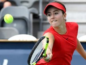 CiCi Bellis through to Australian Open third round after 20-month injury battle
