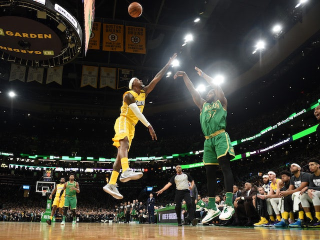 NBA roundup: Boston Celtics inflict biggest loss of season on Los Angeles Lakers