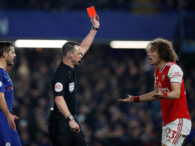 Team News: Pierre-Emerick Aubameyang, David Luiz back from suspension for Arsenal