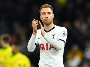 Zidane 'blocked Madrid move for Eriksen'