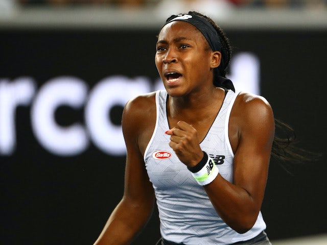 Martina Navratilova: 'Coco Gauff can change the world'