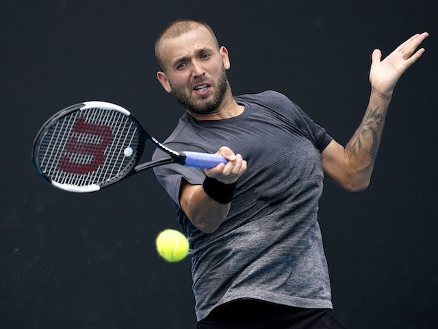 Dan Evans, Kyle Edmund make up after post-match row