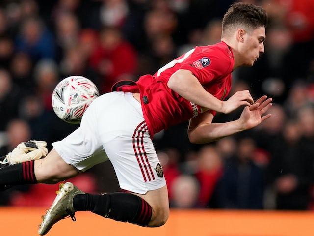 Daniel James: 'Manchester United simply weren't good enough'