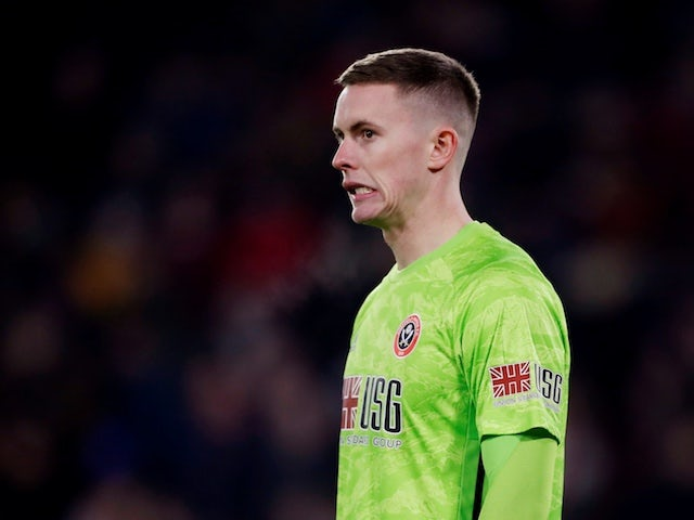 Chelsea lining up move for Man United's Dean Henderson?