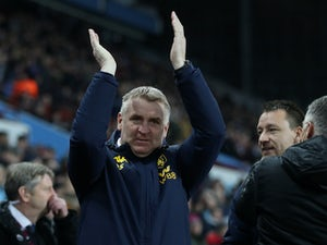 Dean Smith calls for concentration as Villa move out of drop zone