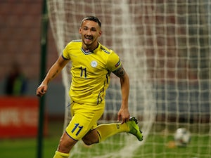 Hearts sign Kosovo winger Donis Avdijaj on six-month deal